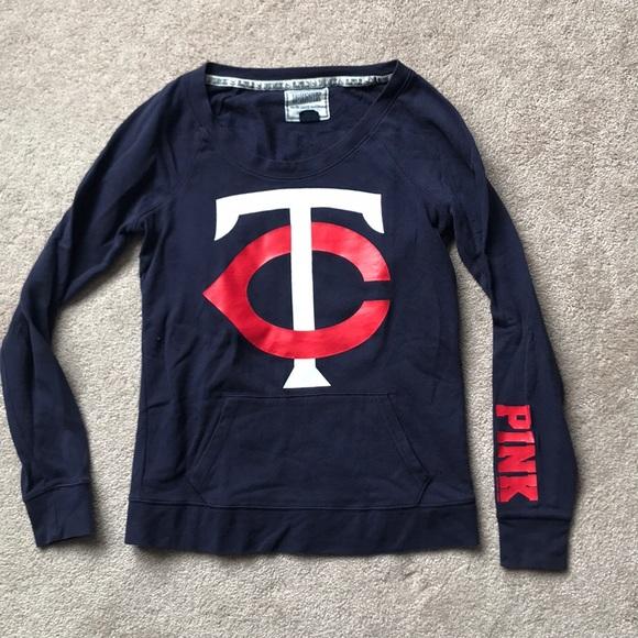 competitive price 09c66 0579f PINK MN Twins sweatshirt